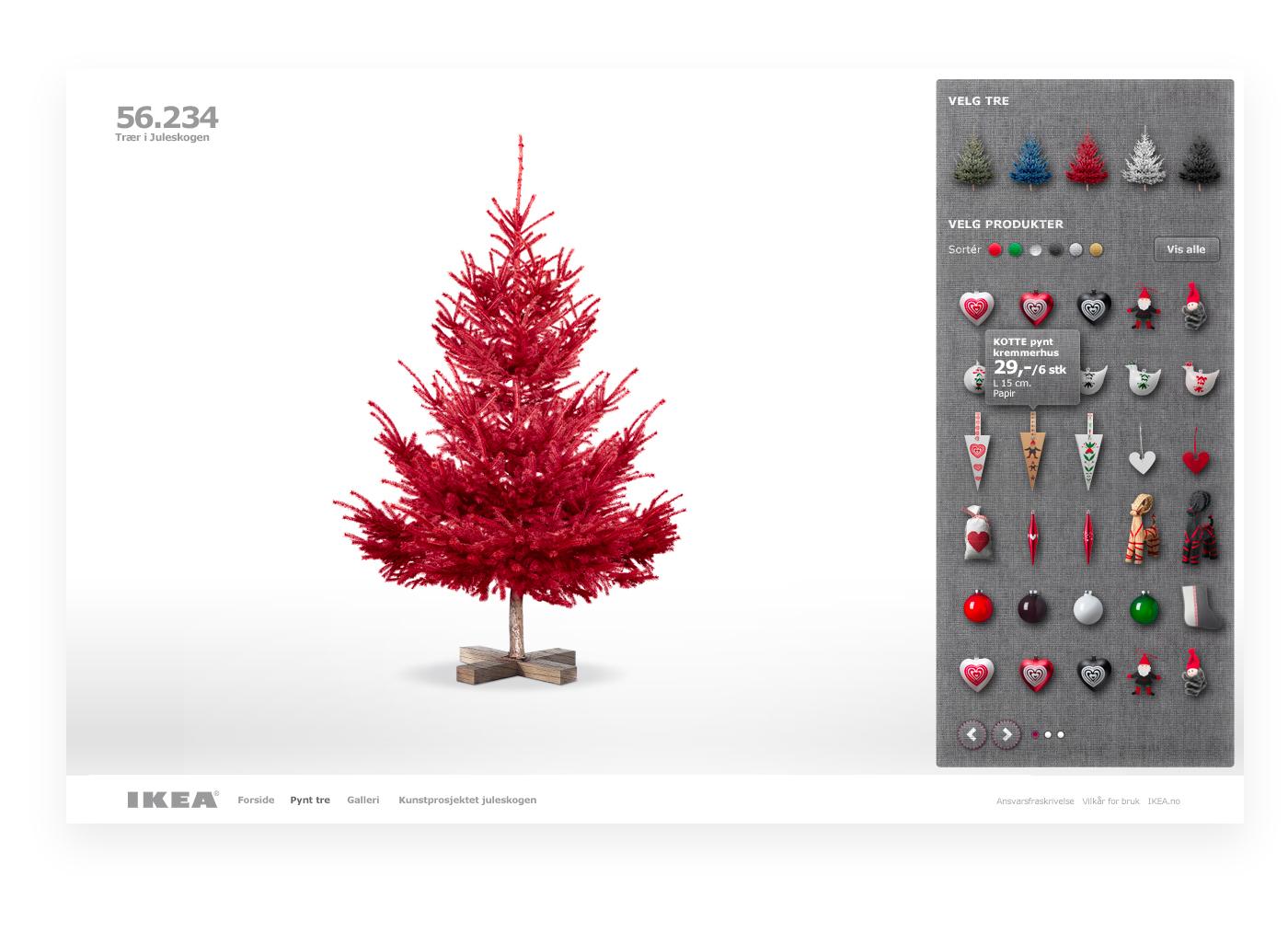 IKEA Christmas Campaign (2009) on Behance