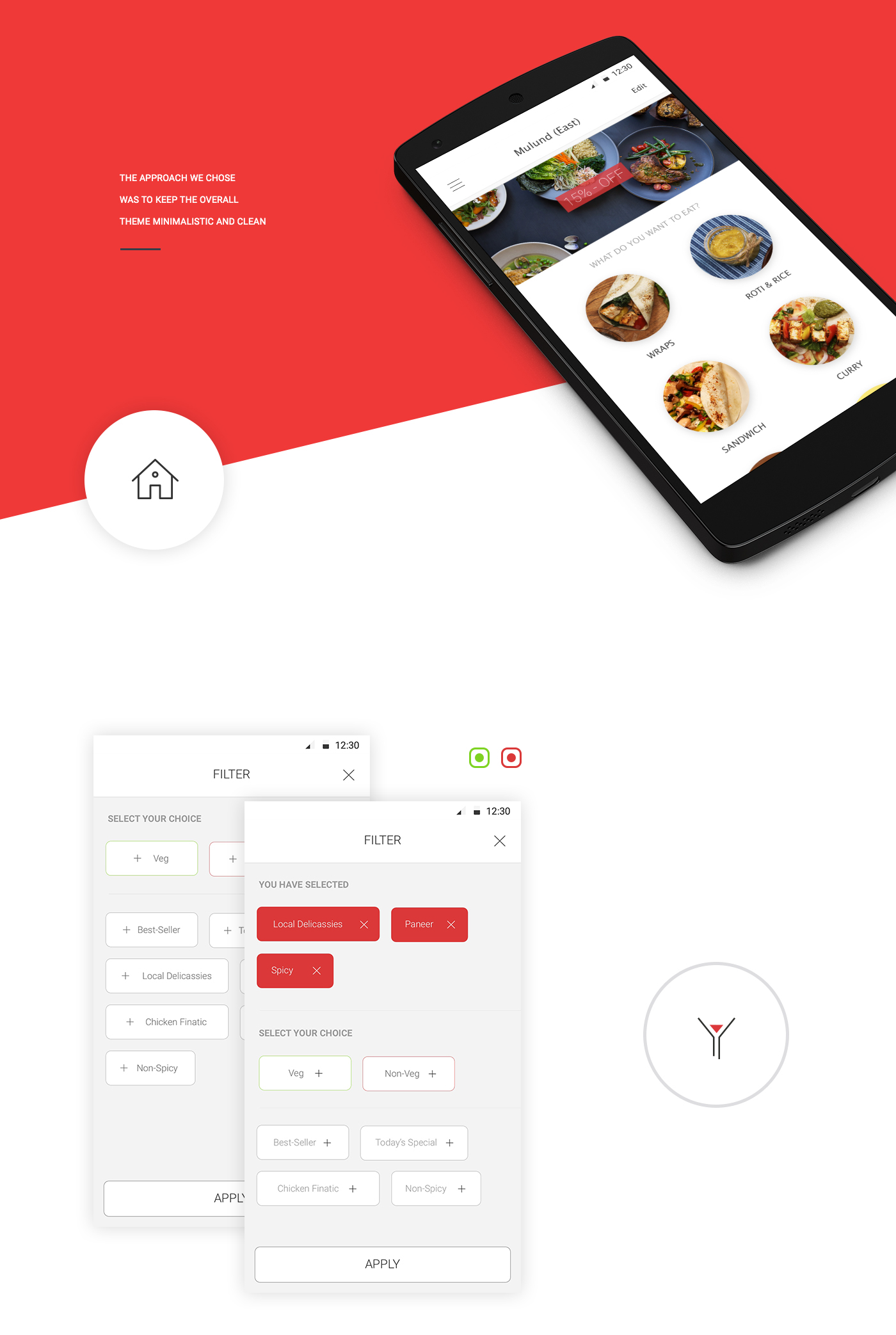 Box8 :: Food ordering & delivery app UI/Ux Design on Behance