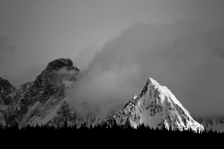 Artemis Peak, Seven Sisters Peaks, Kitwanga, BC.