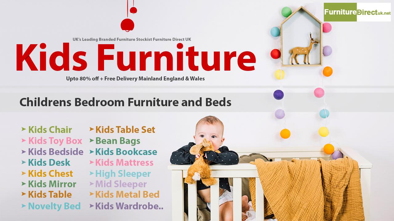 Sale!!! Get Big Discount on Kids Furniture   Beds & Mattress