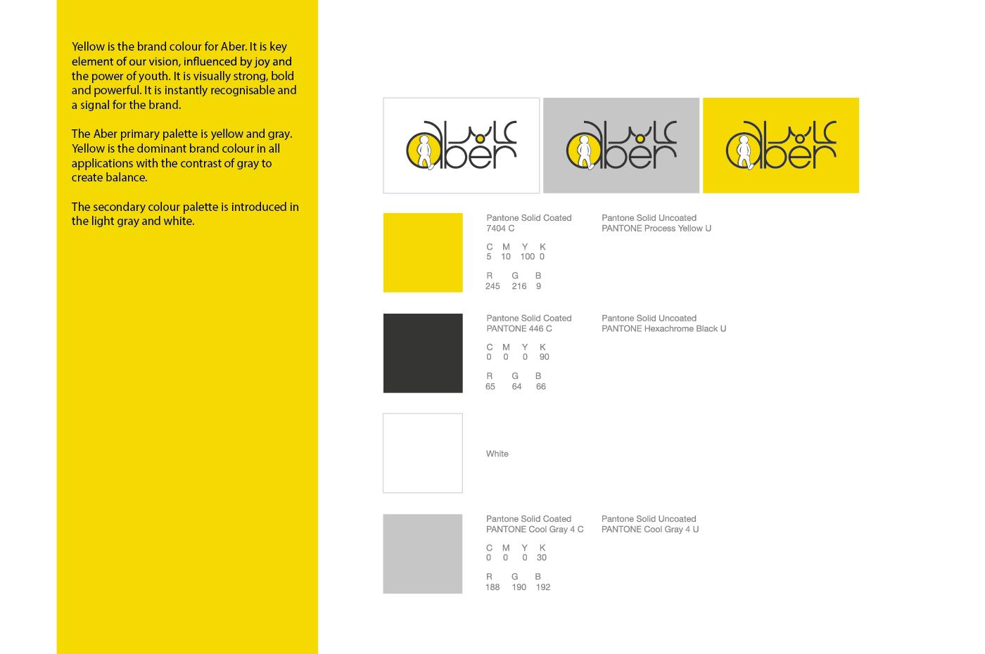 Logo Brand And Guideline Ahmed Eraky