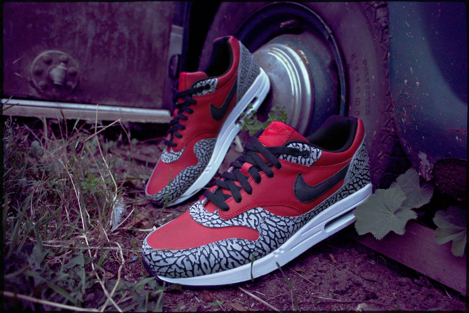 """big discount cheapest new arrival Nike iD Air Max 1 """"Supreme"""" 'Modern-Notoriety' Feature on ..."""