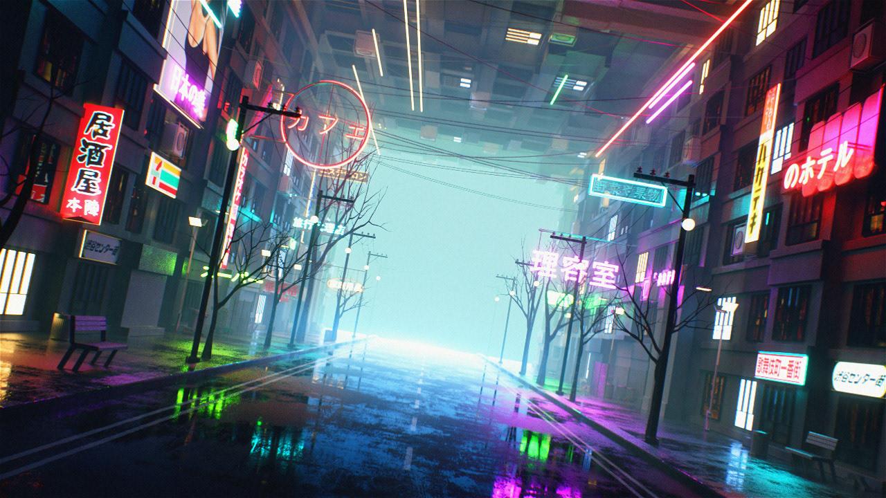 CGI Design: Tokyo 2020