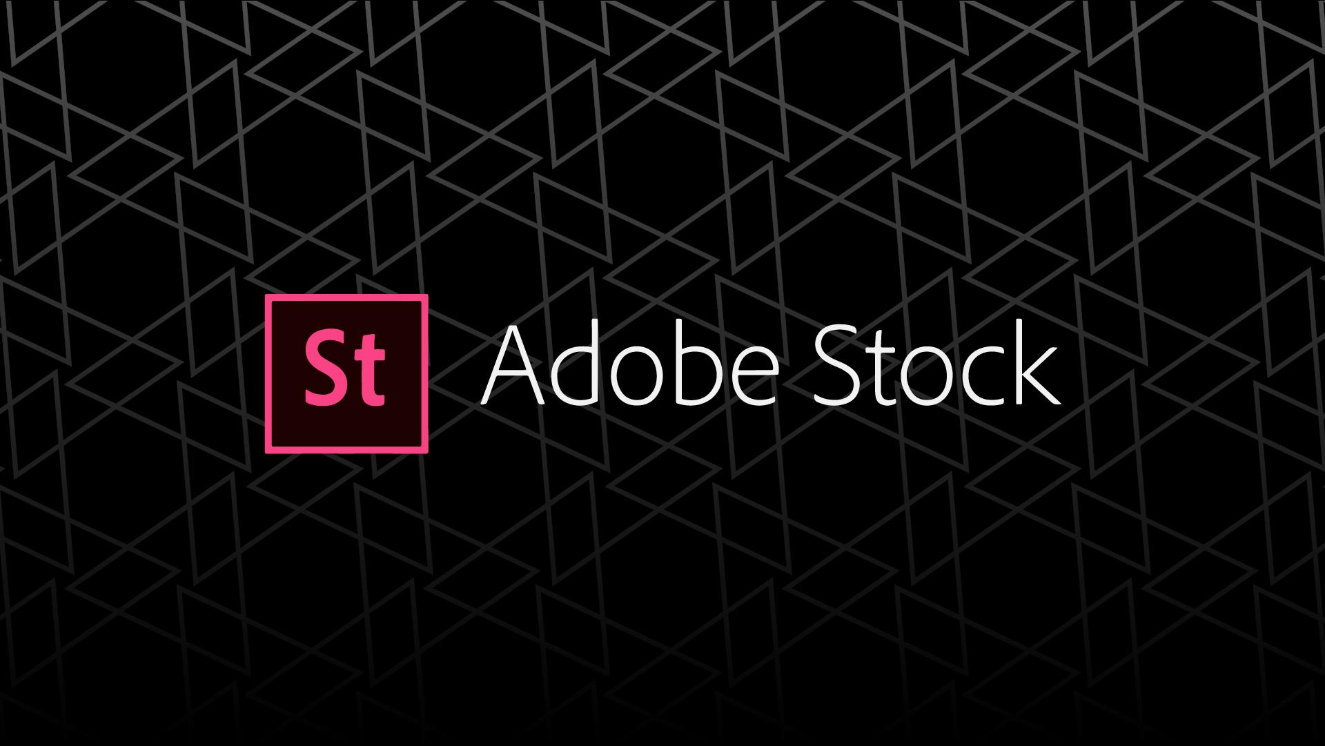 Adobe Stock Geometric Motion Graphics Templates On Behance