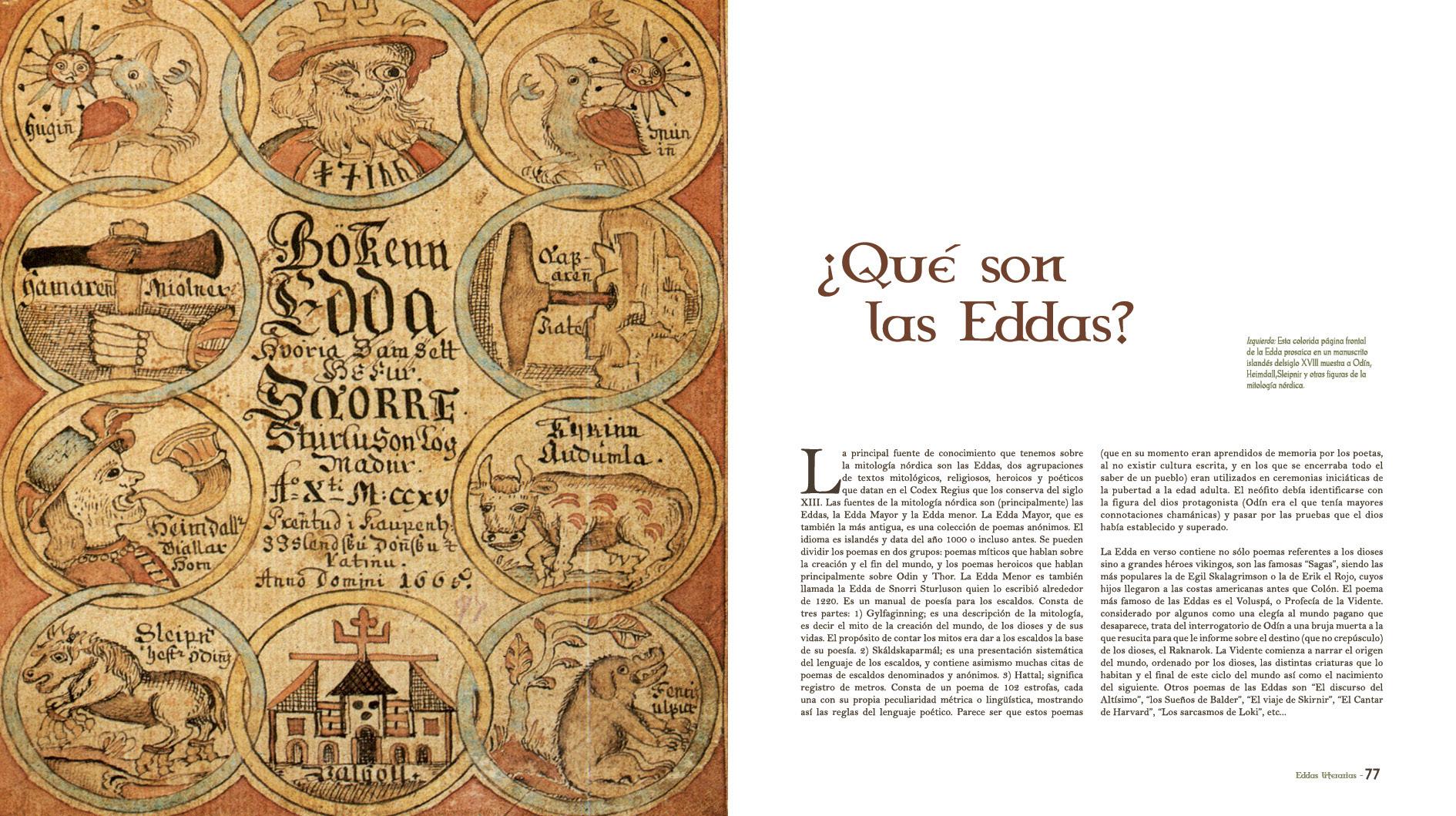 Norse Mythology Book on Behance