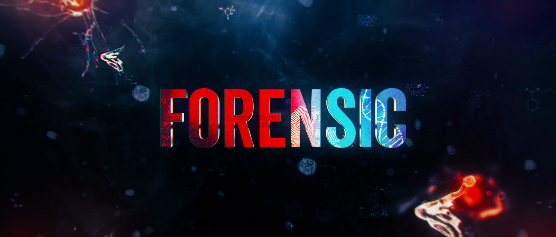 Forensic Malayalam Movie Teaser Card On Behance