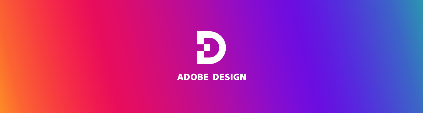 adobe design rebrand on behance