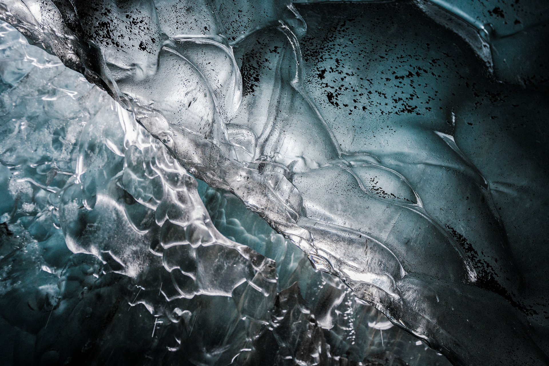 Photography: Vatnajökull Glacier's Ice Caves