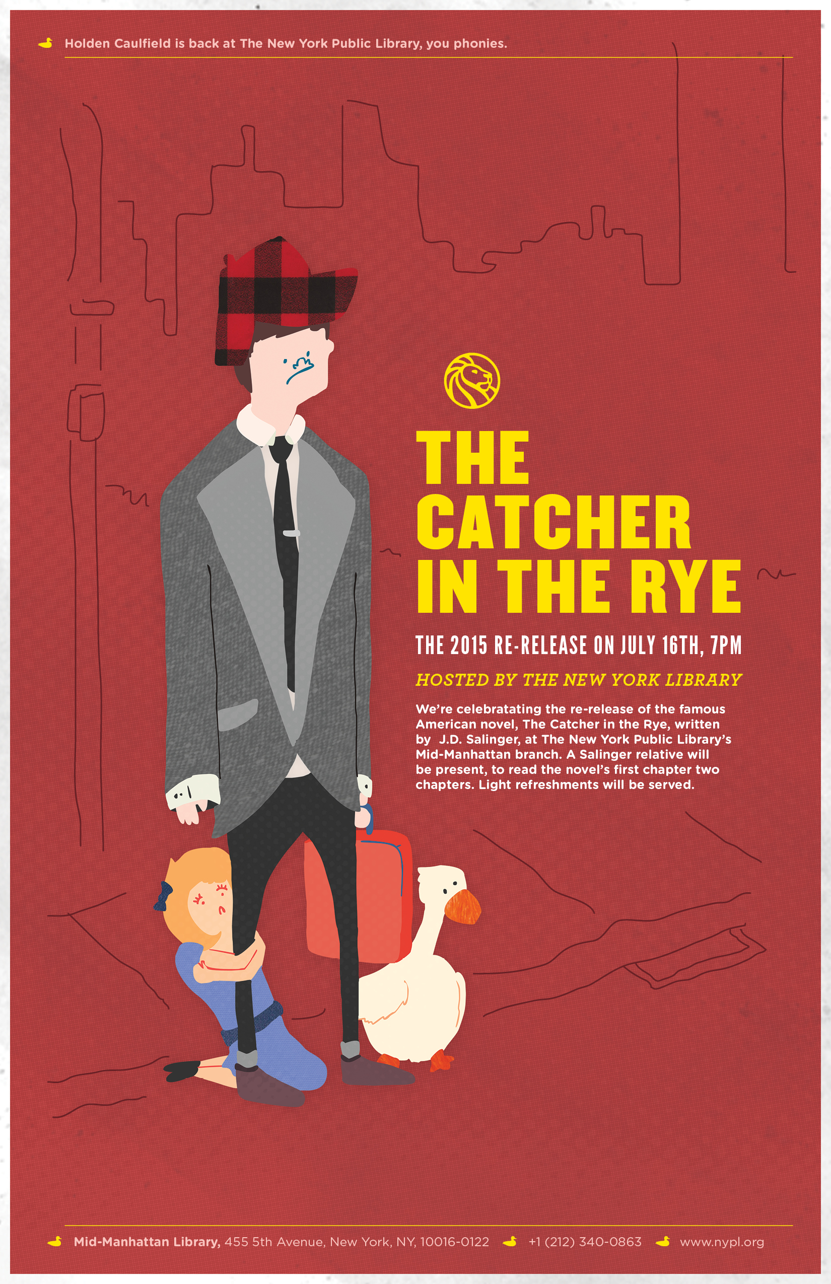 "a literary analysis of franny and zooey and the catcher in the rye by j d salinger Jd salinger, author of ""the catcher in the rye,â literary 2010 ""the catcher in the rye with 1961's ""franny and zooey"" and."
