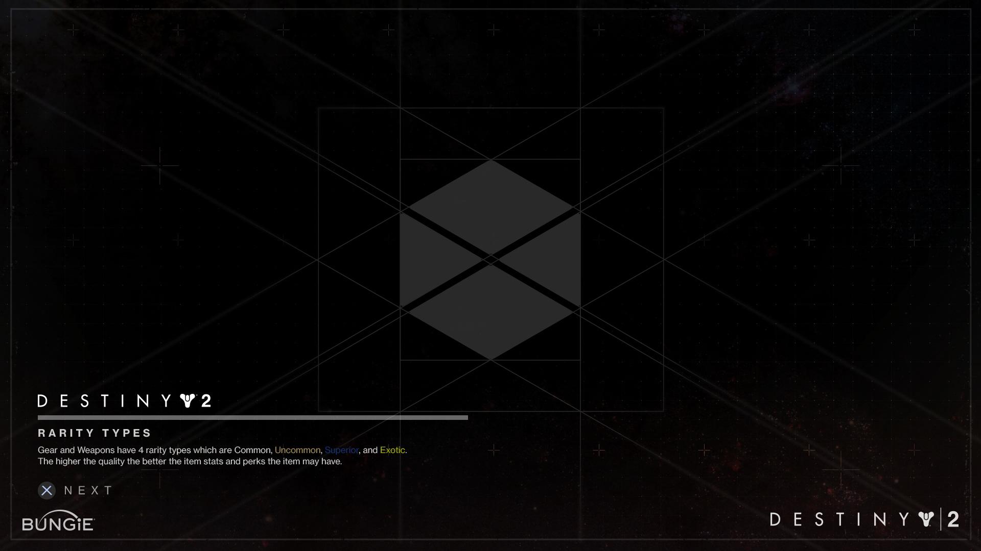 Destiny 2 UI + Visual Design on Behance