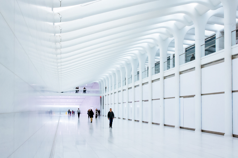 New York City Oculus Station