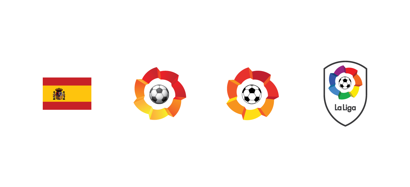 La liga logo redesign on behance for watching stopboris Gallery
