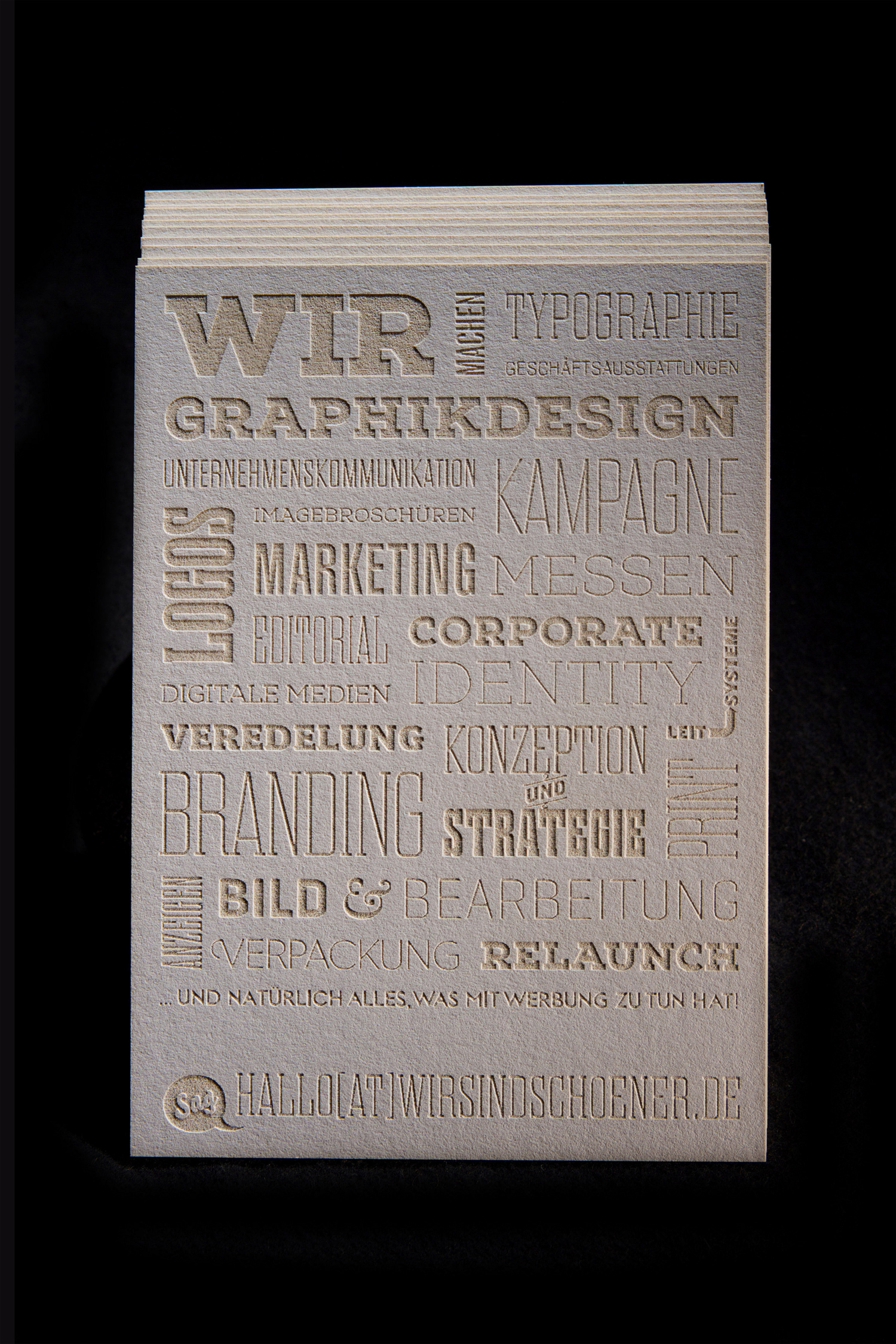 mailing business card laser etched on behance