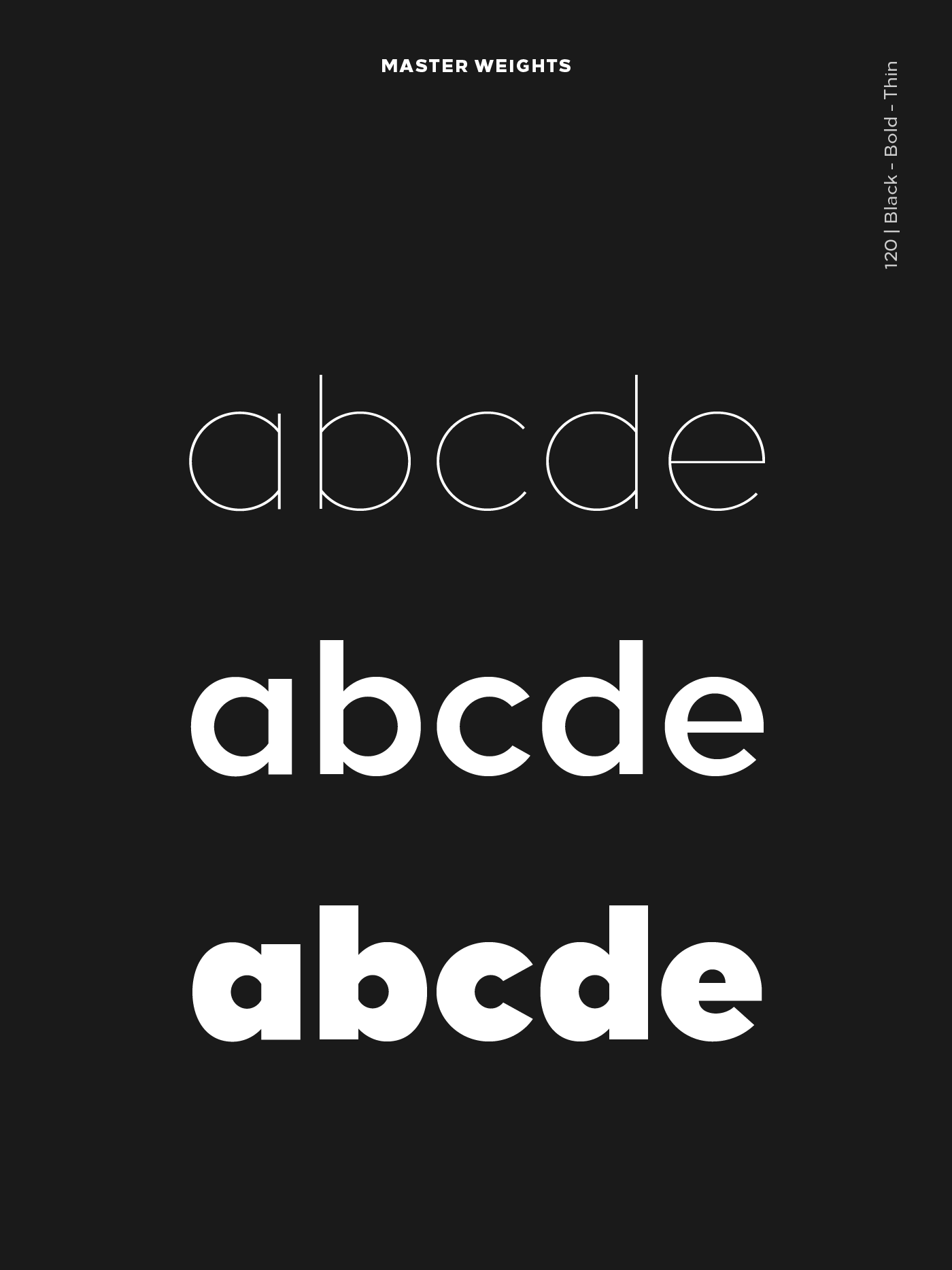 Loew - Font Family + FREE WEIGHT on Behance