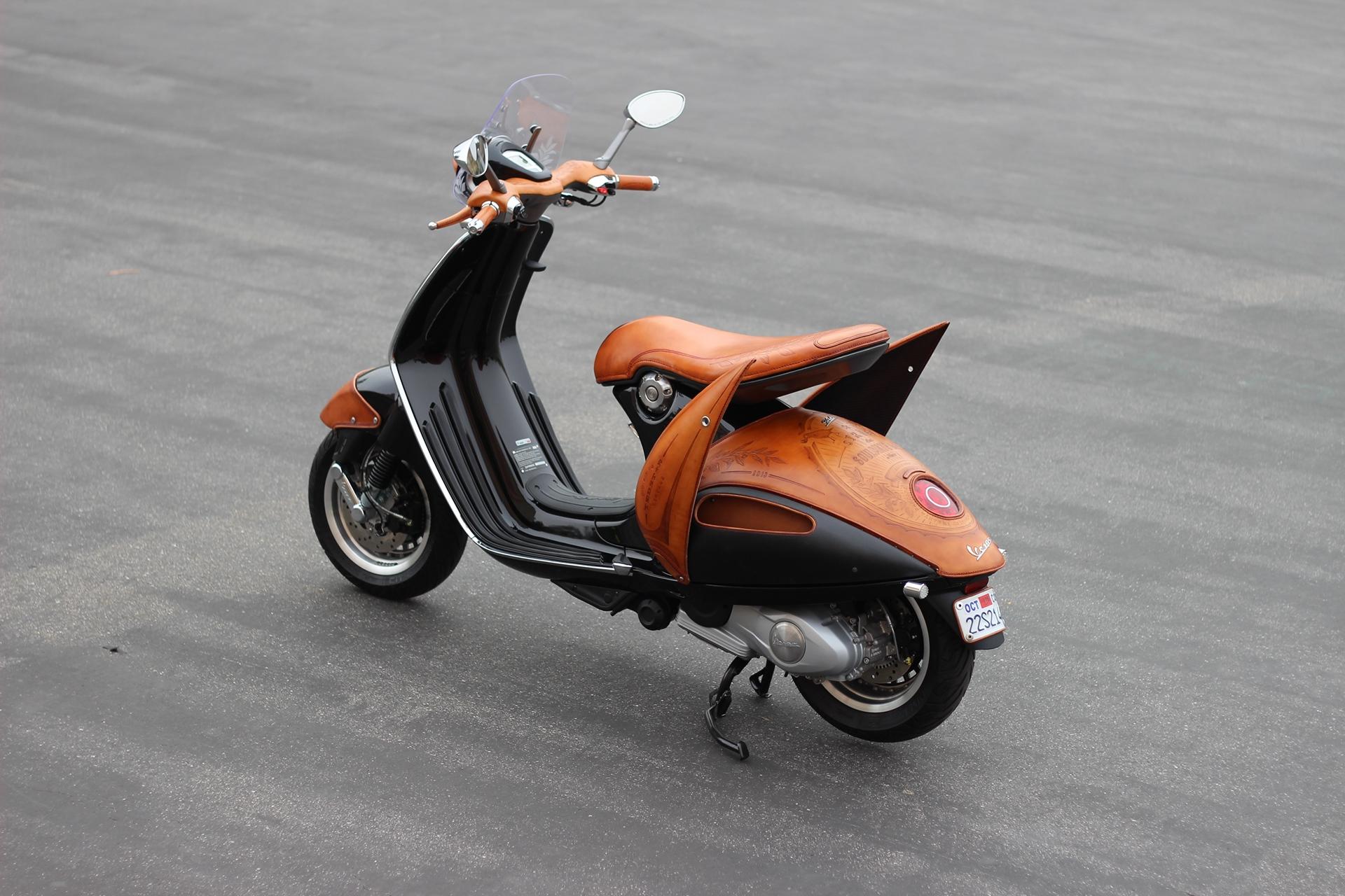 Vespa 946 Bellissima / TEDSTAR California custom on Behance