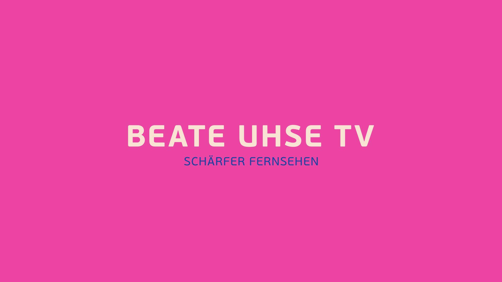 Tv freischalten uhse beate filme stream