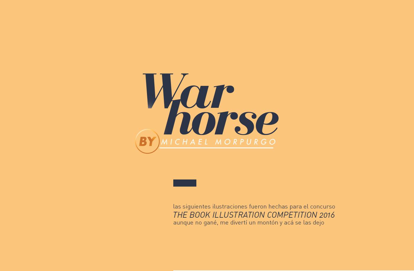 War Horse Illustrations On Behance