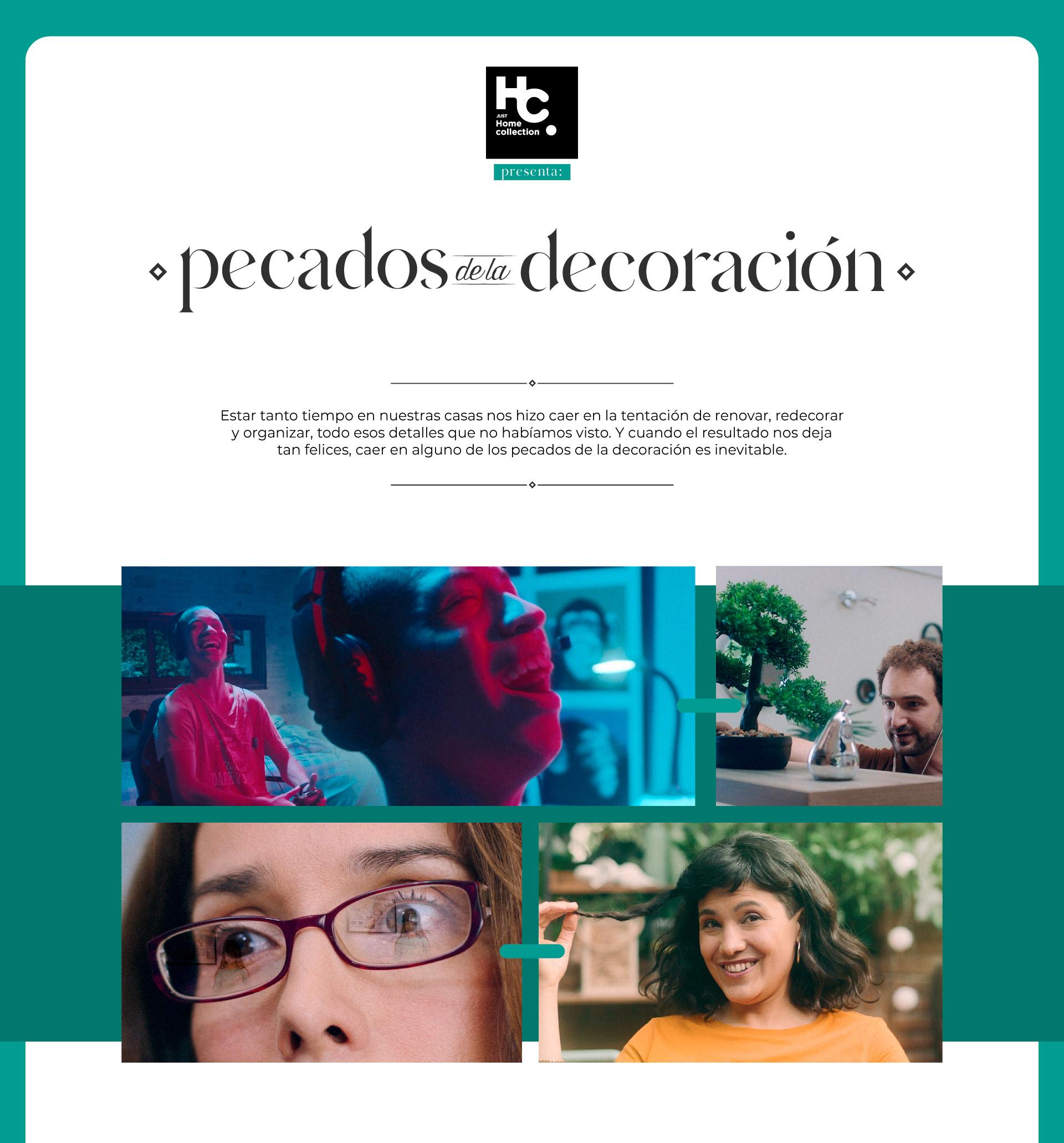 Just Home Collection: Pecados de la decoración.