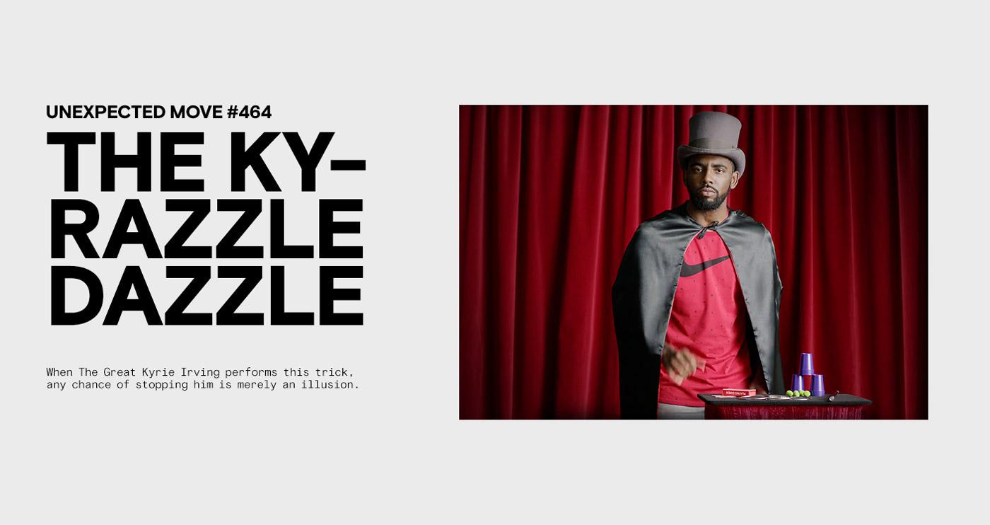 Unexpected Move #464: The Ky-Razzle Dazzle iD