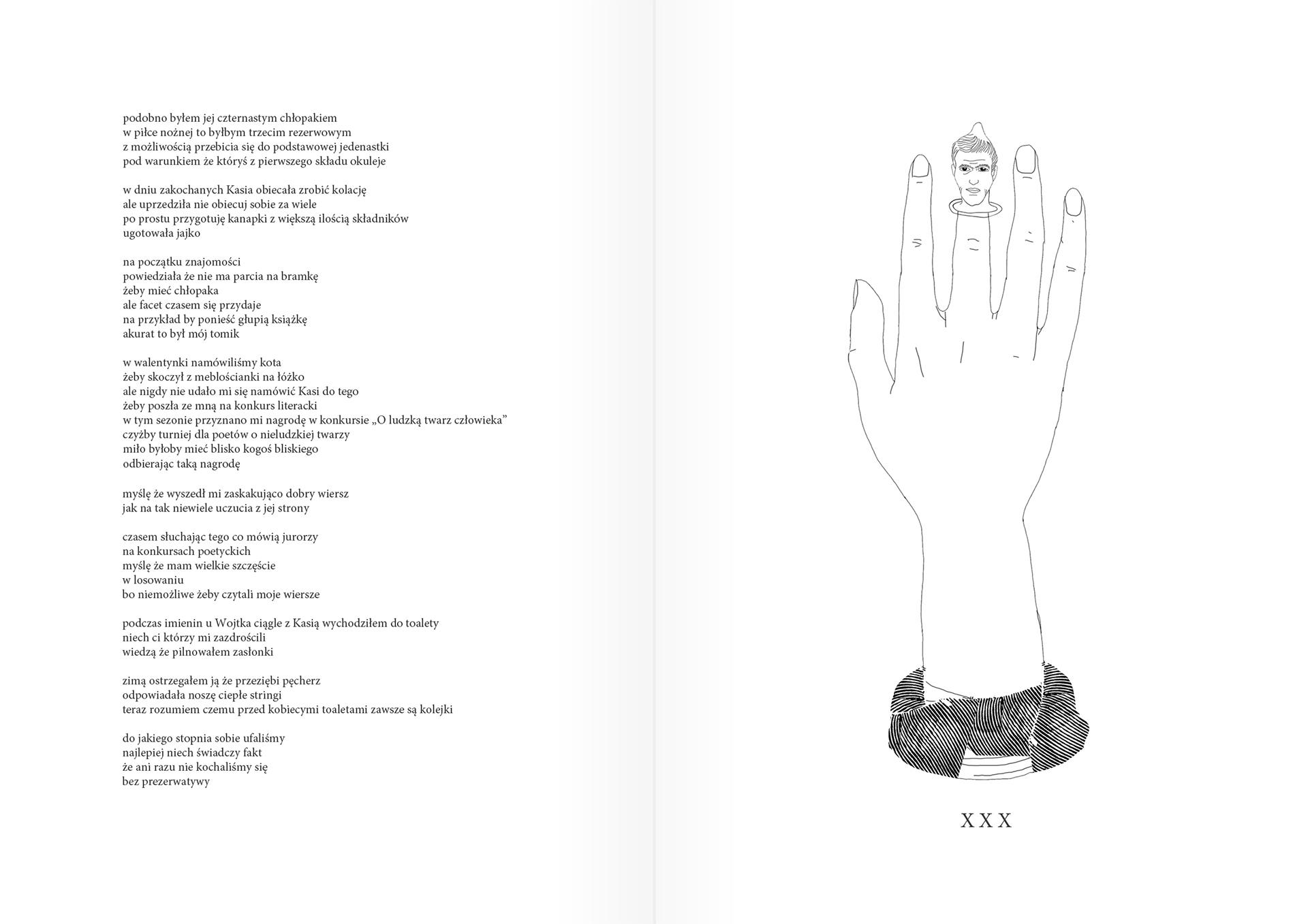 Illustrations For Poems On Behance