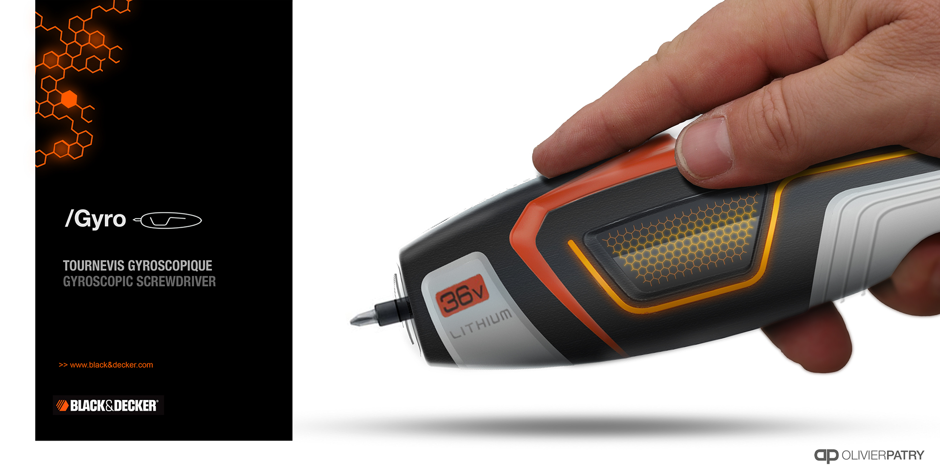 Gyro screwdriver bette steel shower tray