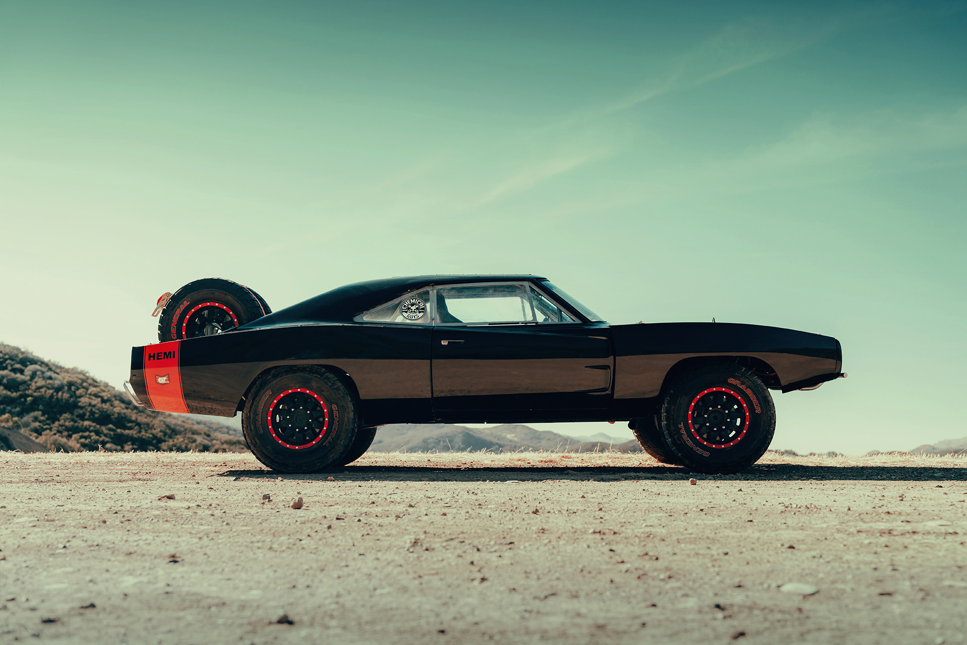 Dom Toretto S Off Road Charger Furious 7 On Behance
