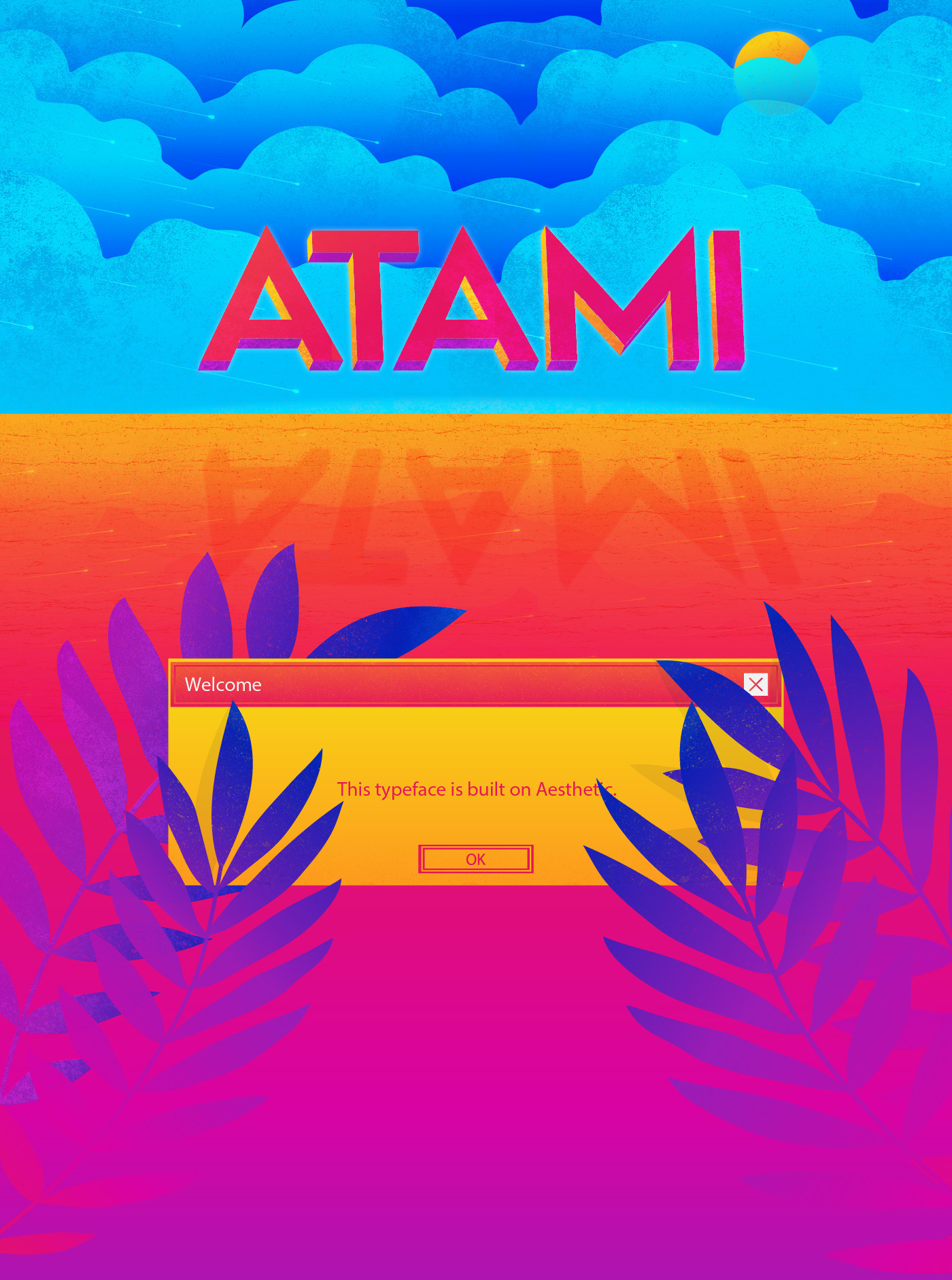 Atami - Free Typeface on Behance