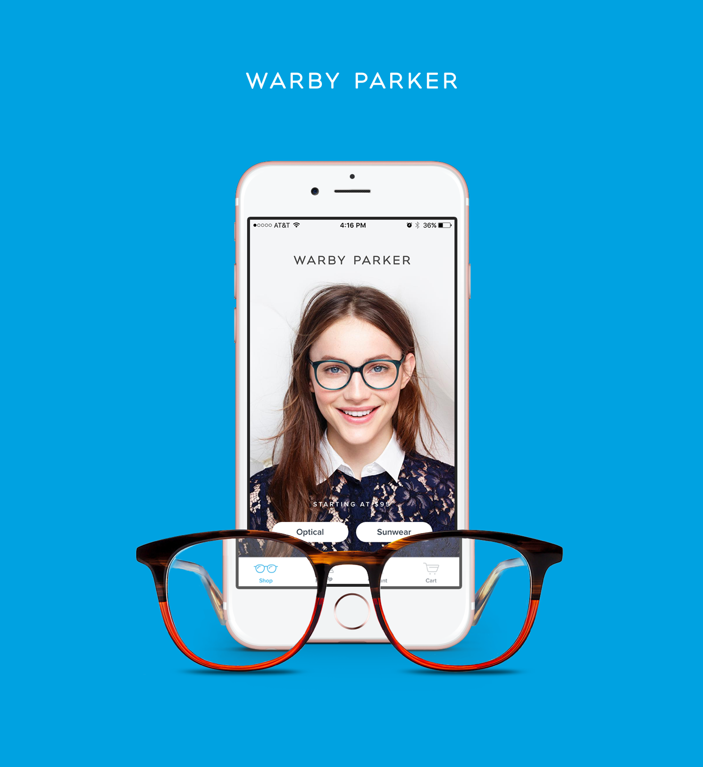 Image result for Glasses by warby parker iphone app