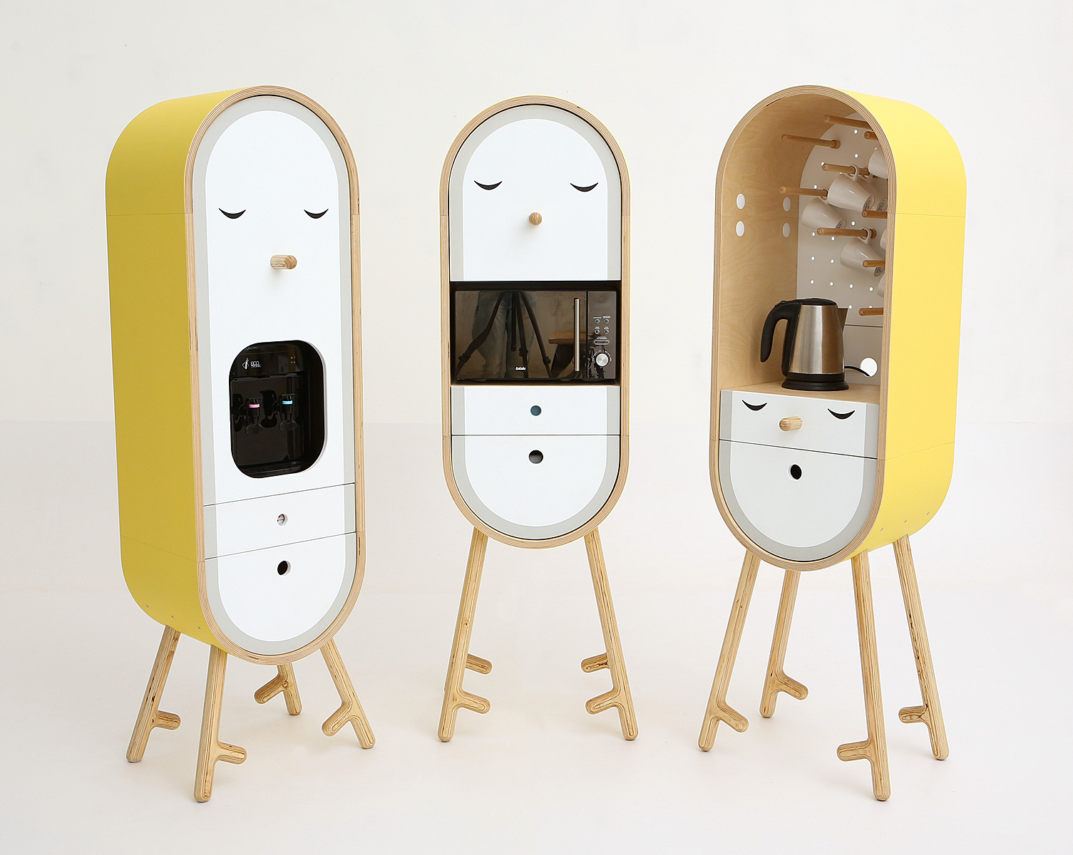 LO LO The capsular microkitchen lllooch on Behance