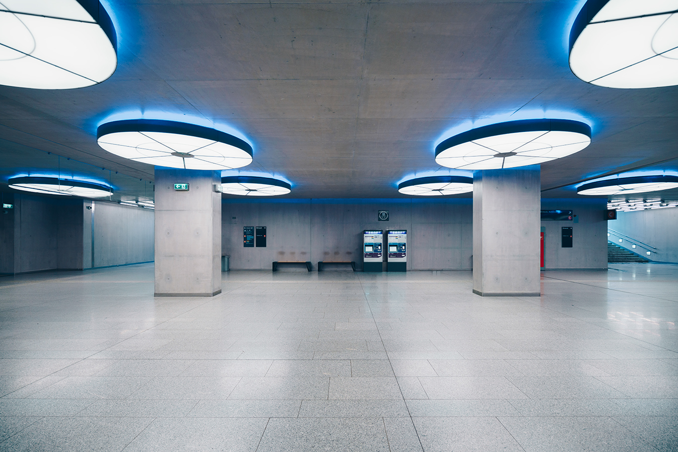 Underground Symmetry - Photography
