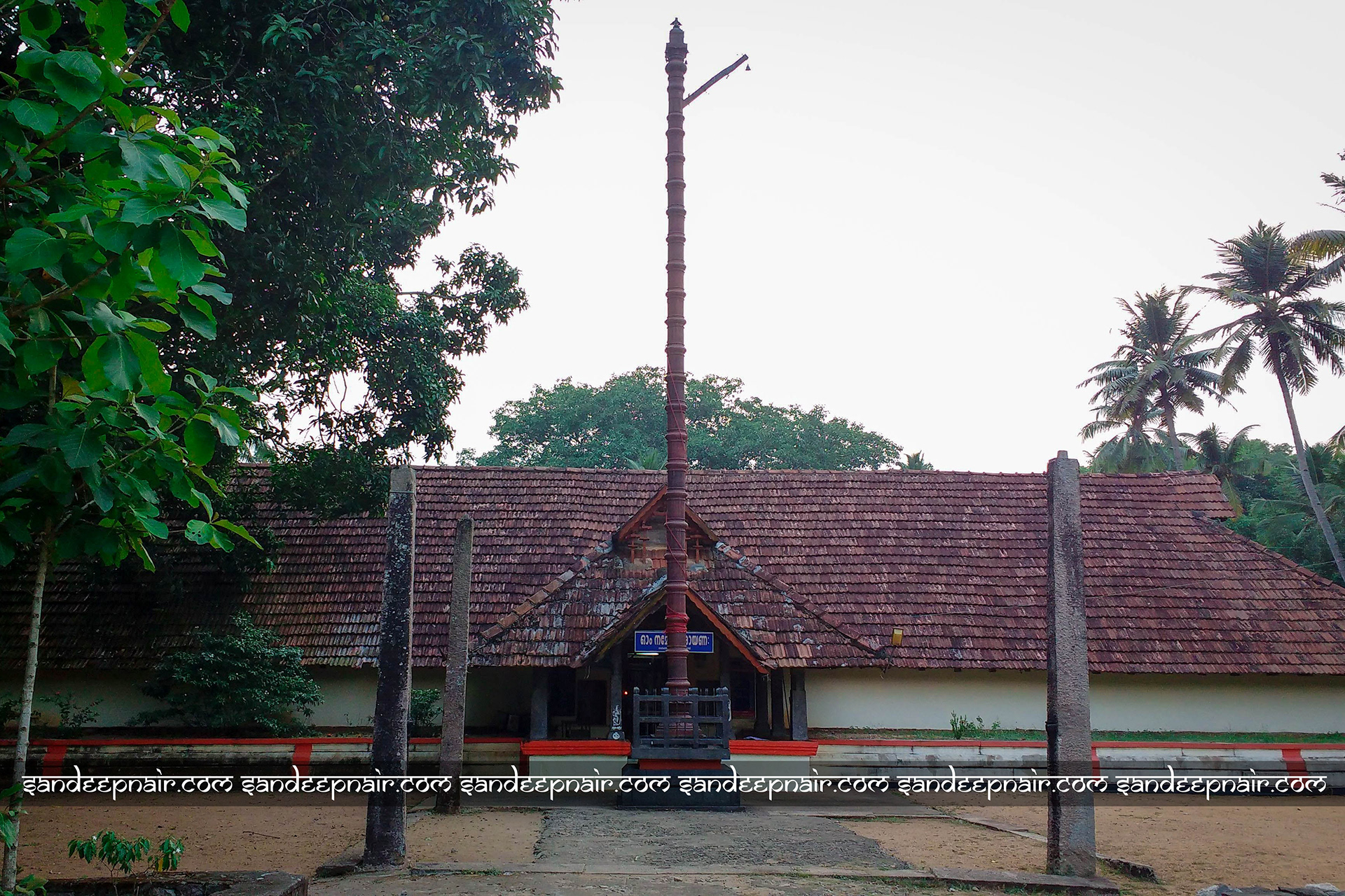 The Pandava Temples of Kerala