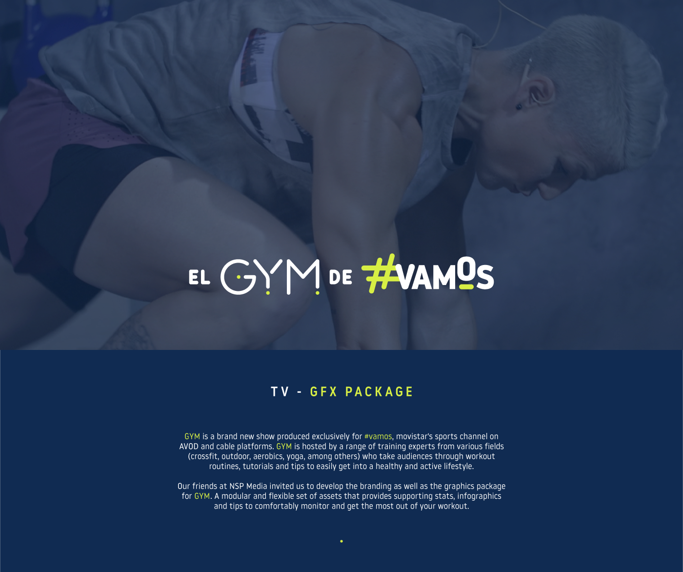 GYM - Branding & Graphics Package on Behance