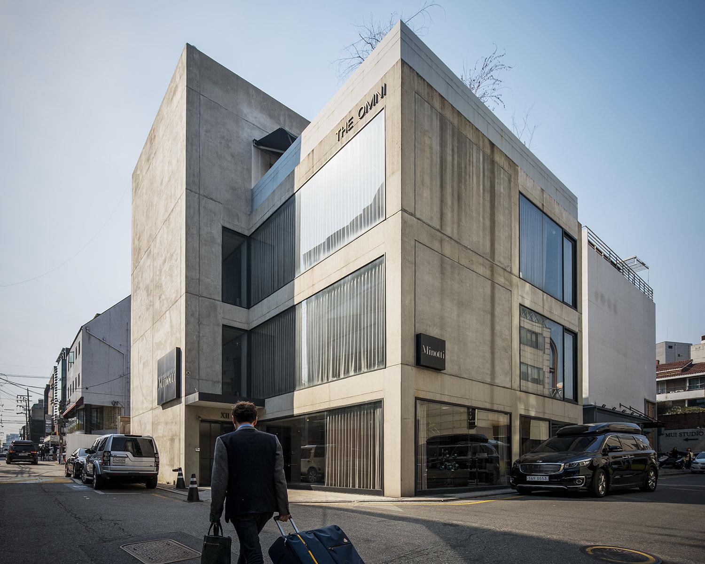 Architecture: Seoul Brutalist Revival
