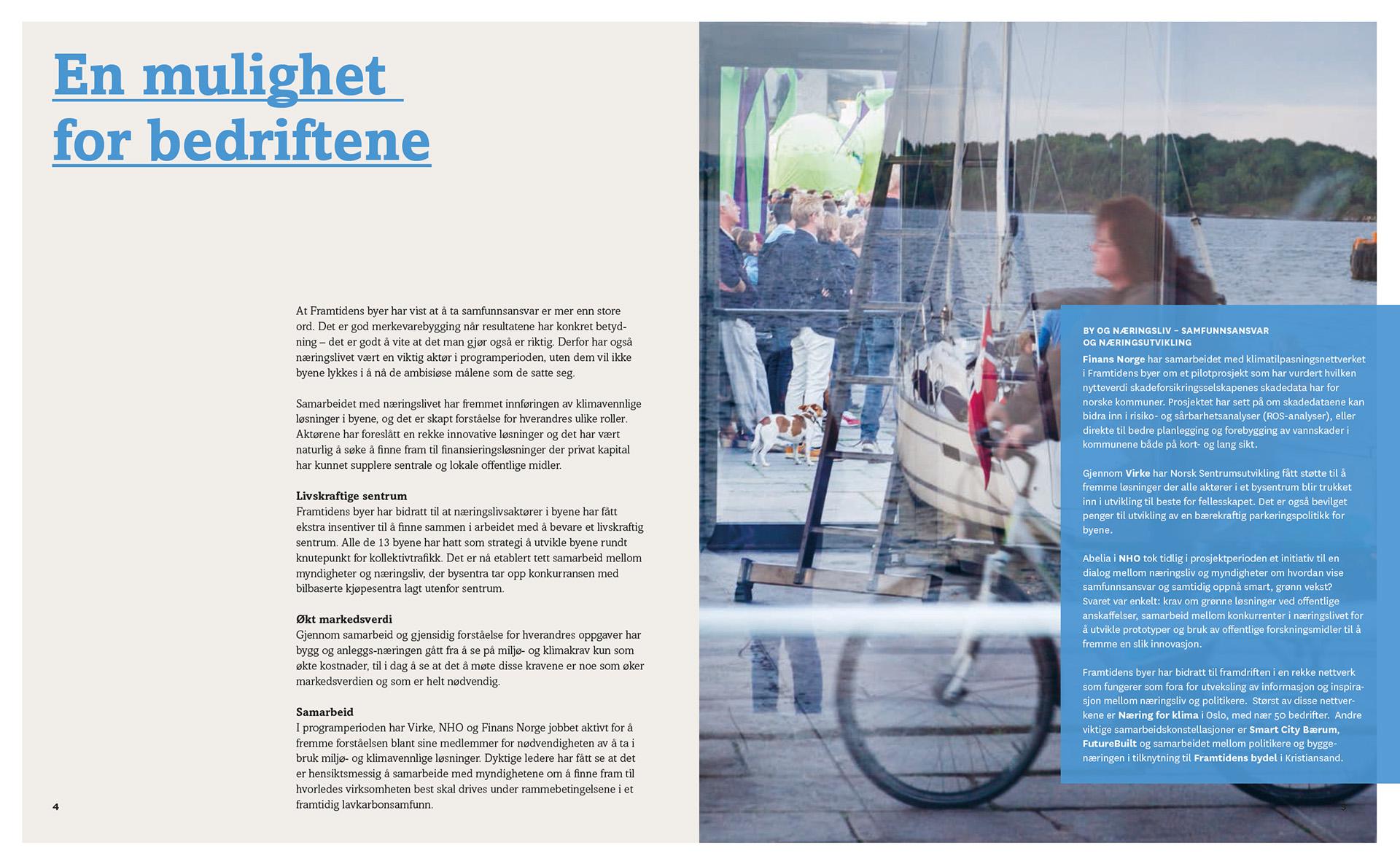 Oslo City Development On Behance