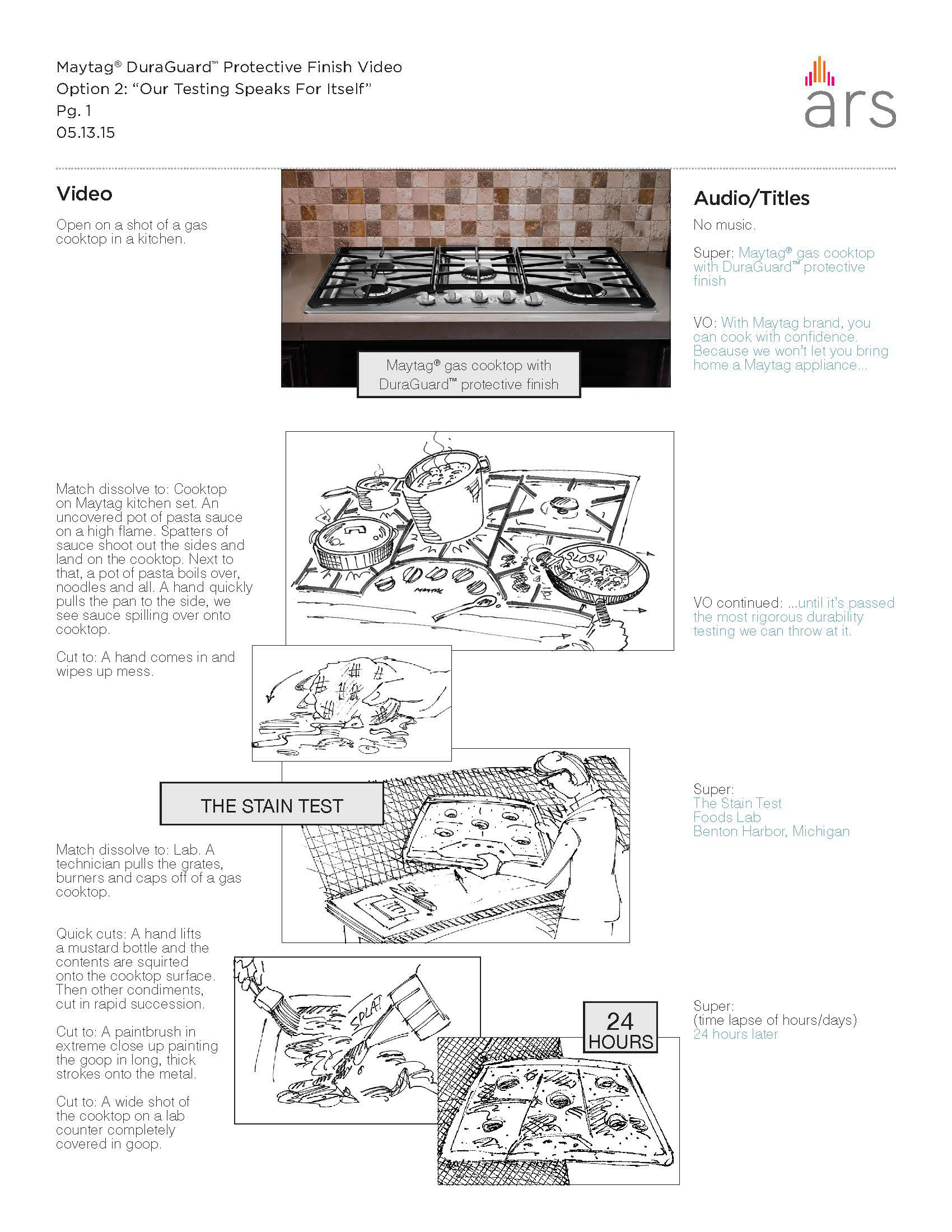 cean burgeson script and storyboard writing