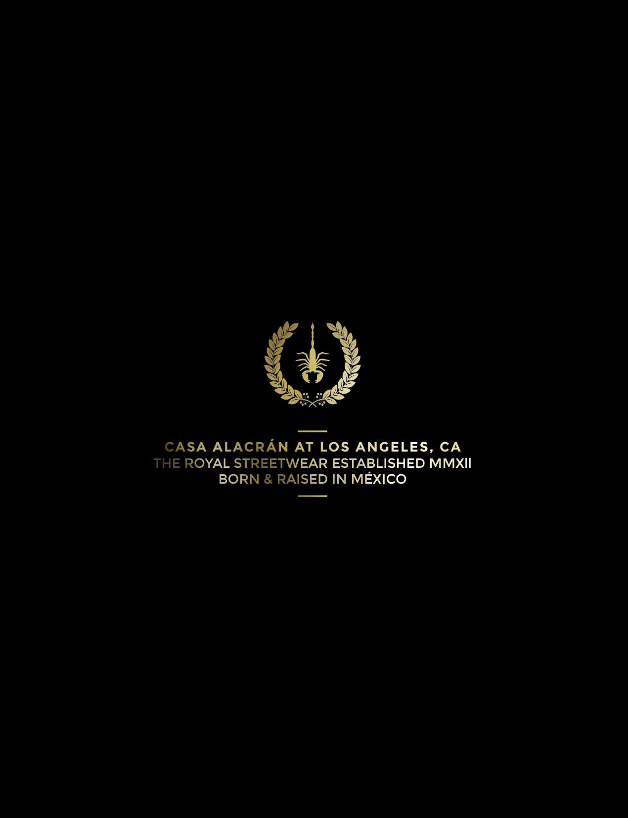 Omen | design studio - Casa Alacrán / LA A And S