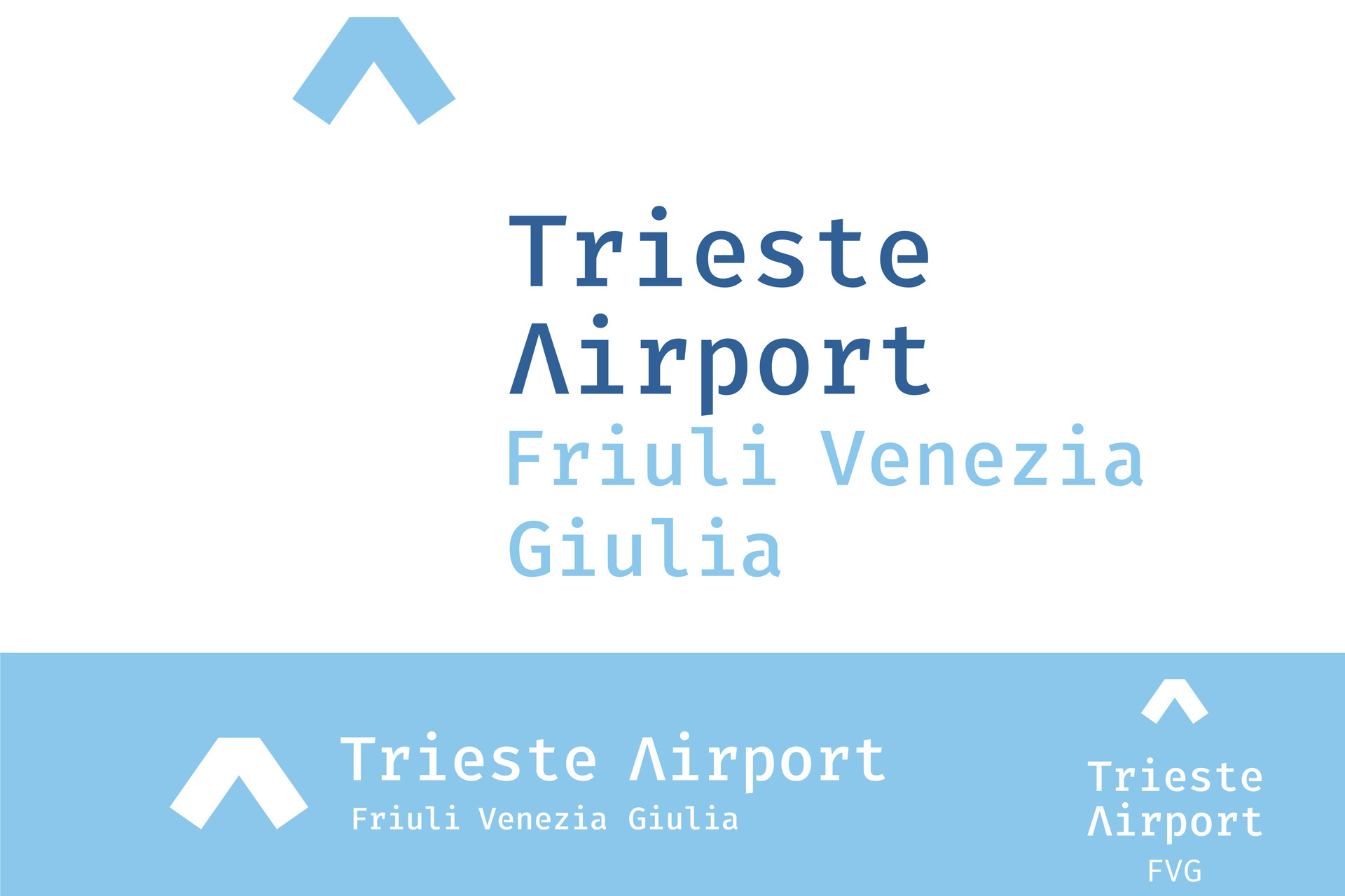 Trieste airport signage wayfinding on behance monicamarmolfo Image collections