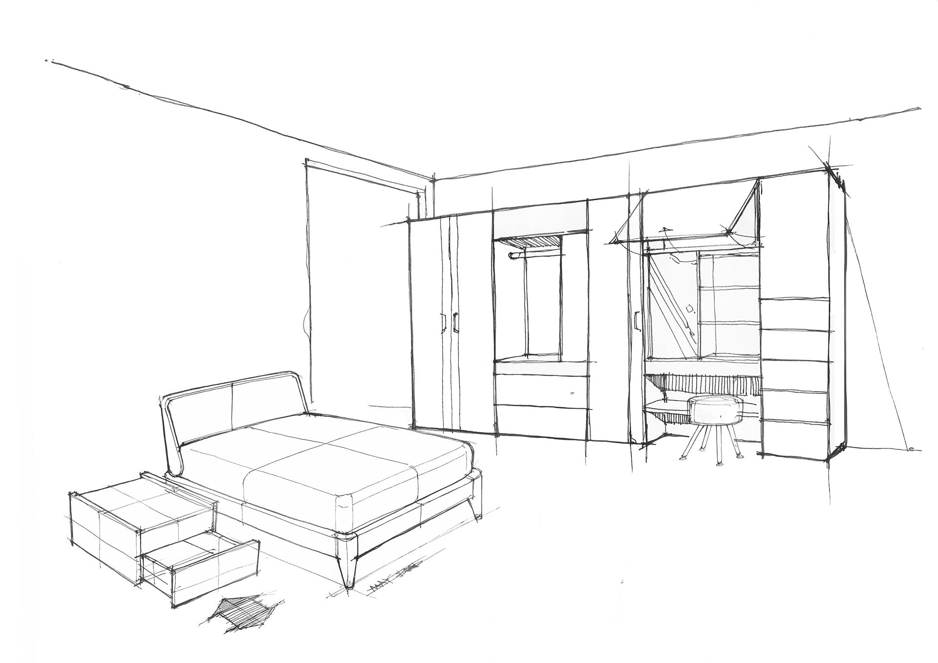 вида картинка чертеж комнаты пришлось идти