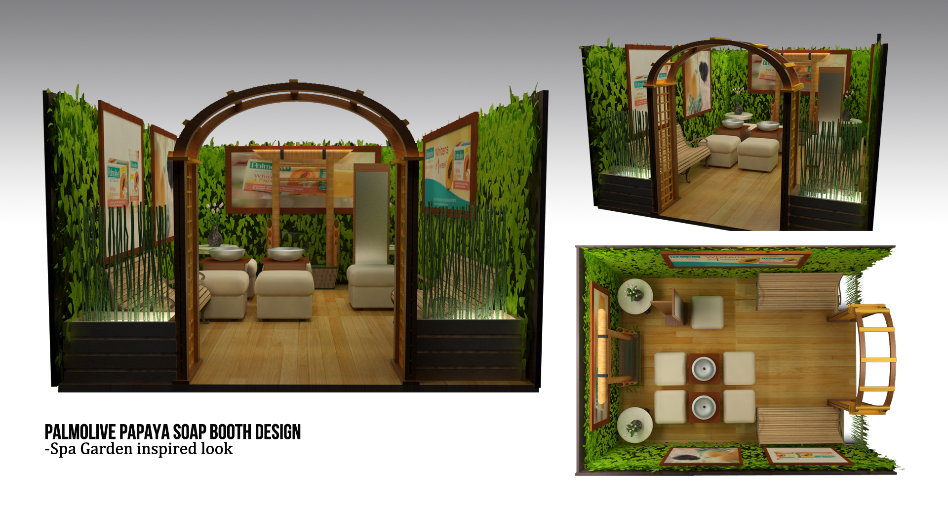 TRADESHOW BOOTH DESIGN on Behance