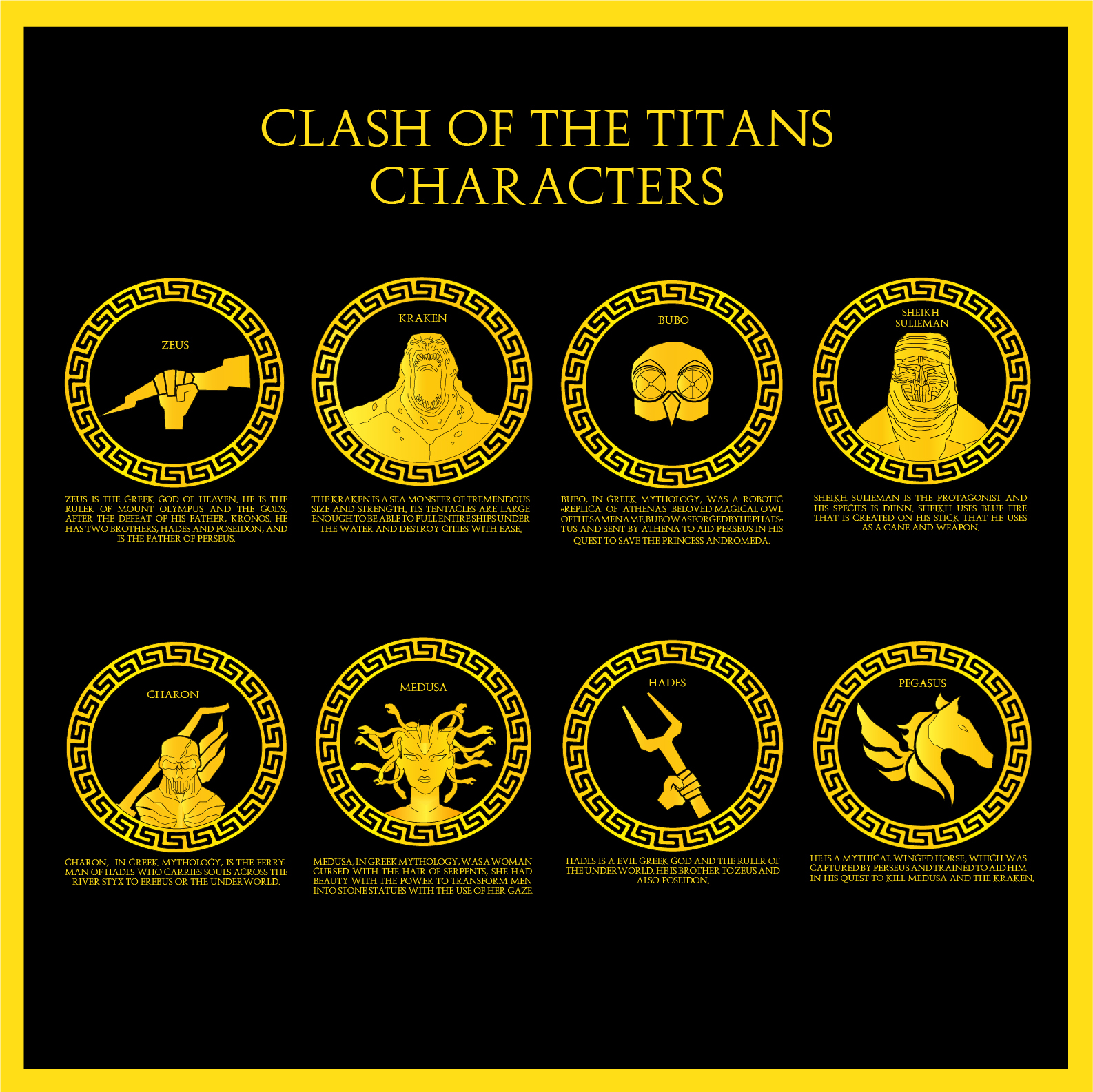 Greek titans symbols choice image symbols and meanings greek titans symbols gallery symbols and meanings clash of the titans logo on behance biocorpaavc gallery buycottarizona Images