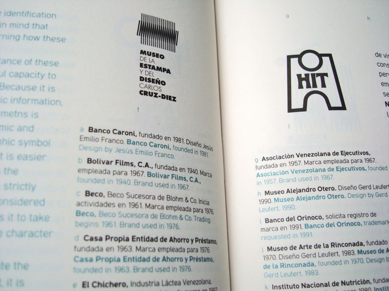 Venezuela CMYK - marcas / brands on Behance