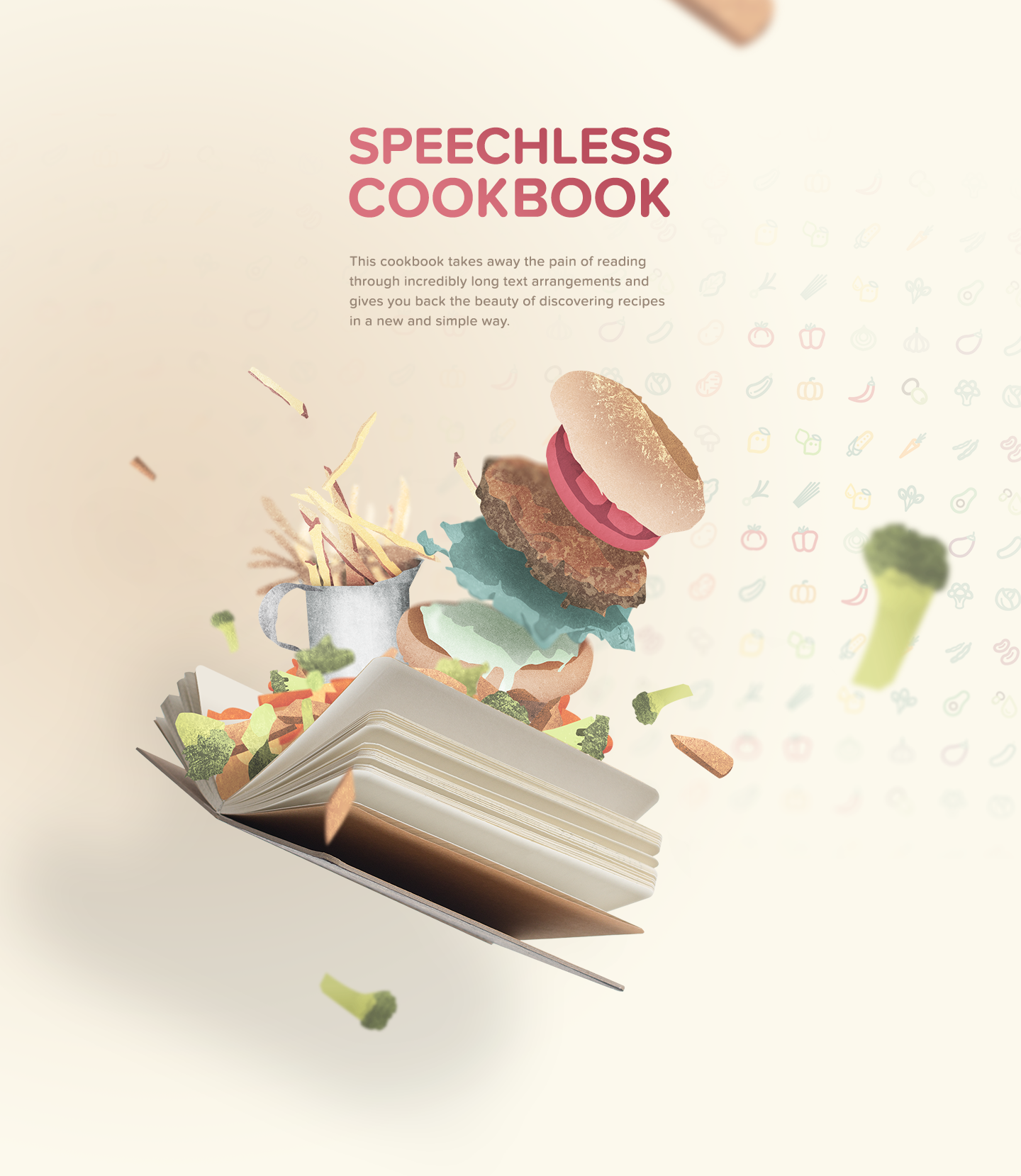 Roland Lehle, Speechless Cookbook
