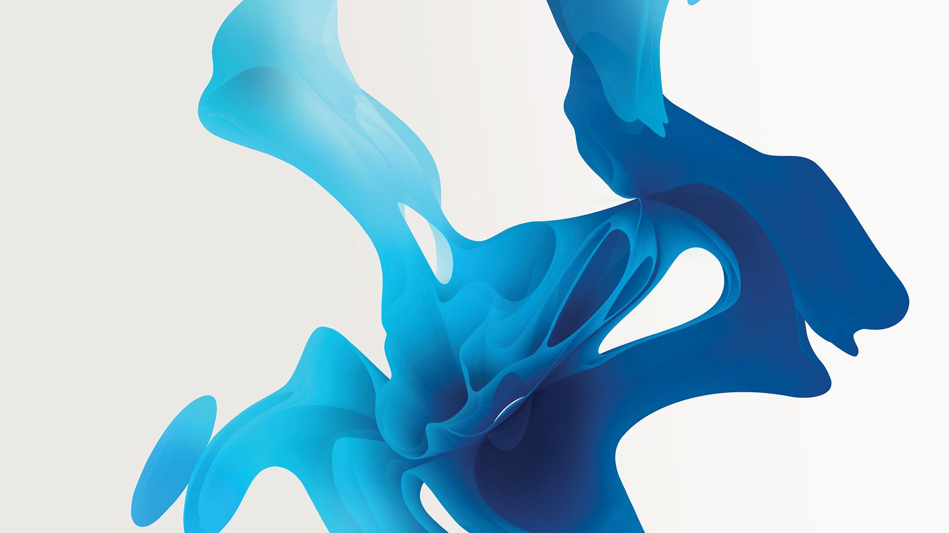 Elegant Waves of Light by Maria Grønlund