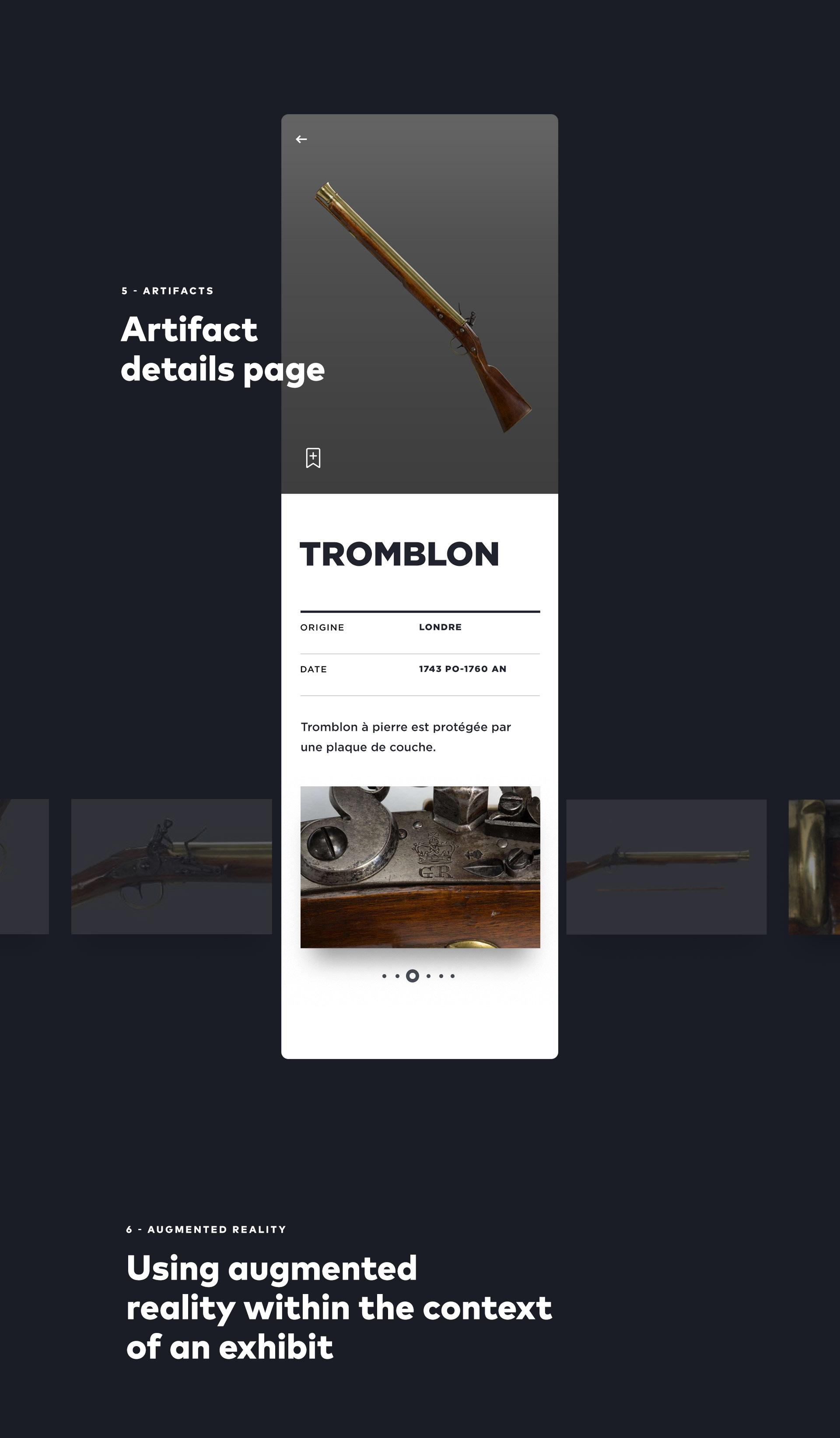 AR/VR Design: Reinventing the Musée de la Civilisation experience