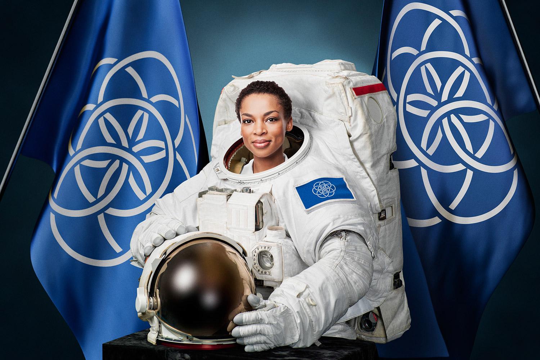 Le drapeau de la terre - Oskar Pernefeldt