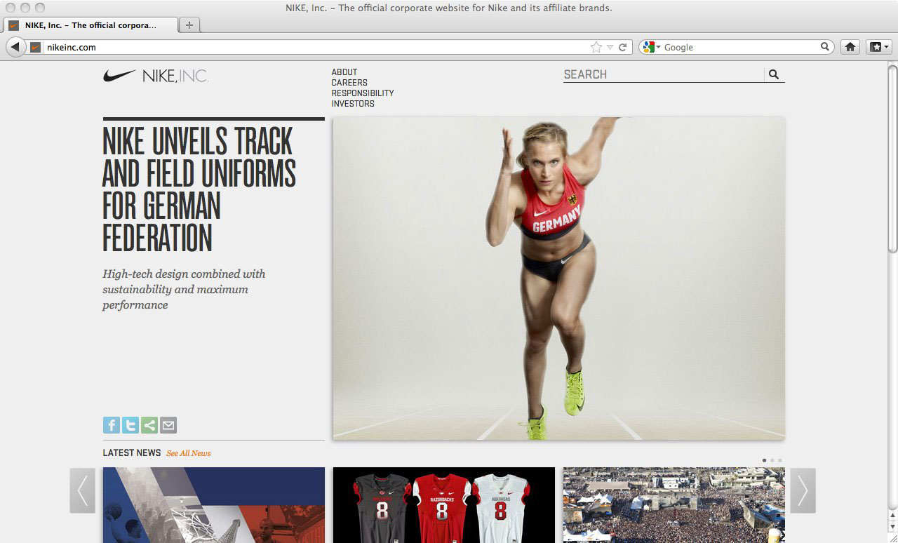 c984f89475738 german track and field uniform for nike on Behance