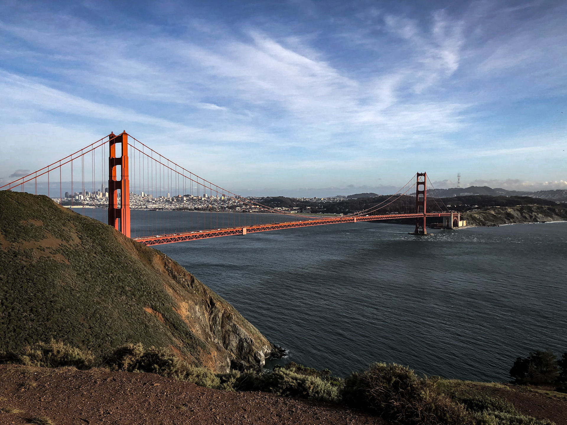 Moby dick by the golden gate bridge photos — photo 1