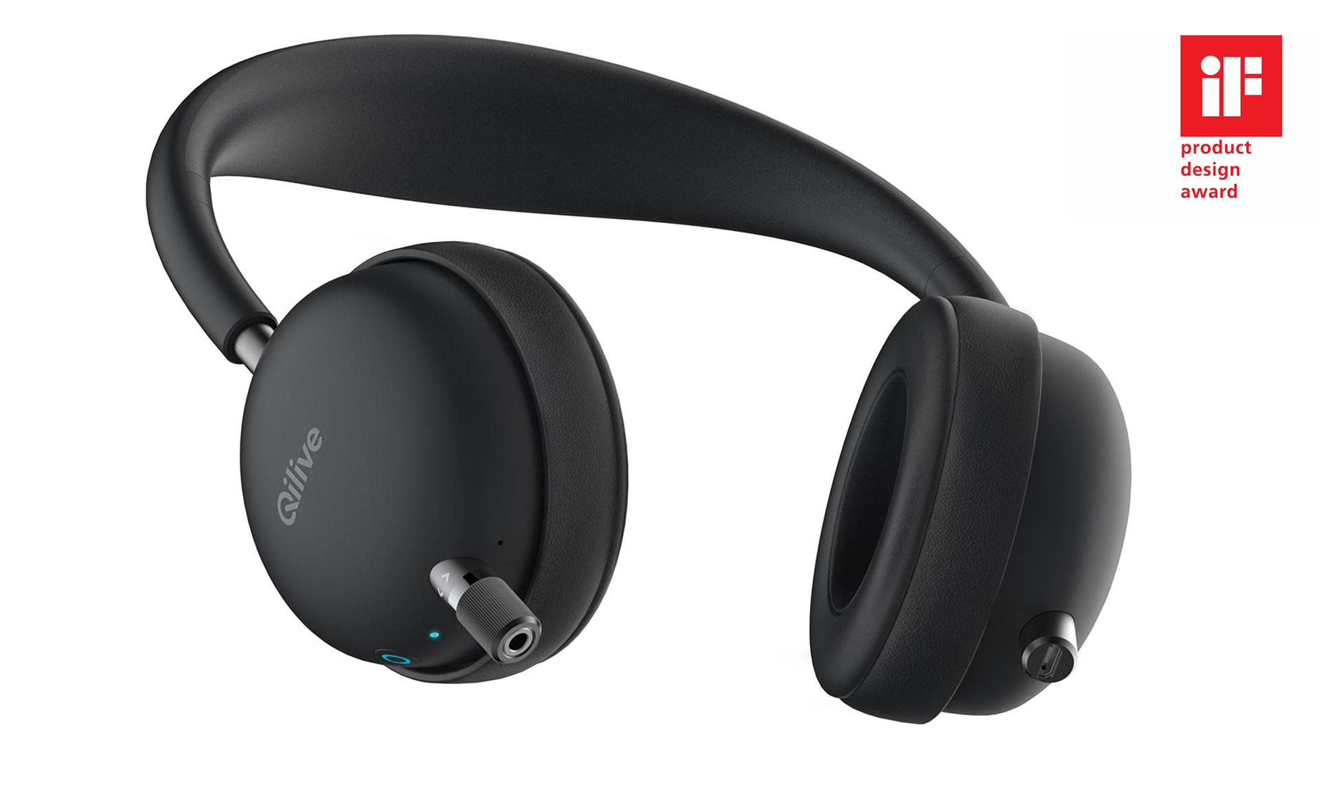 Qilive Headphones Q.1007 on Behance