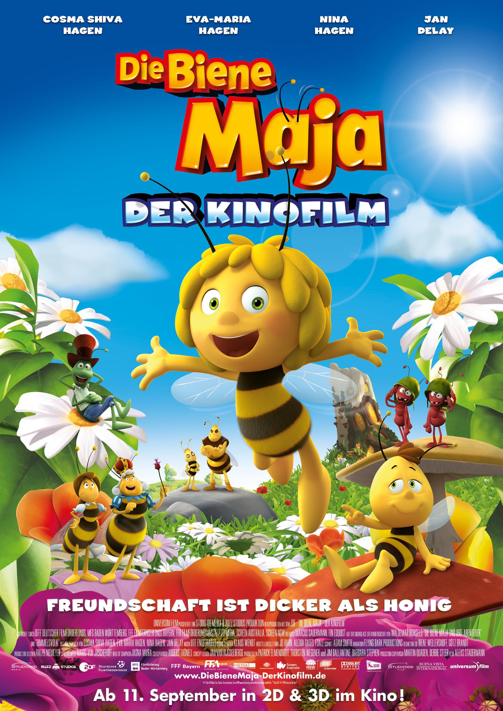 [WDSMP Allemagne] La Grande Aventure de Maya l'Abeille (2014) 97388632106565.566f6ada52d9c