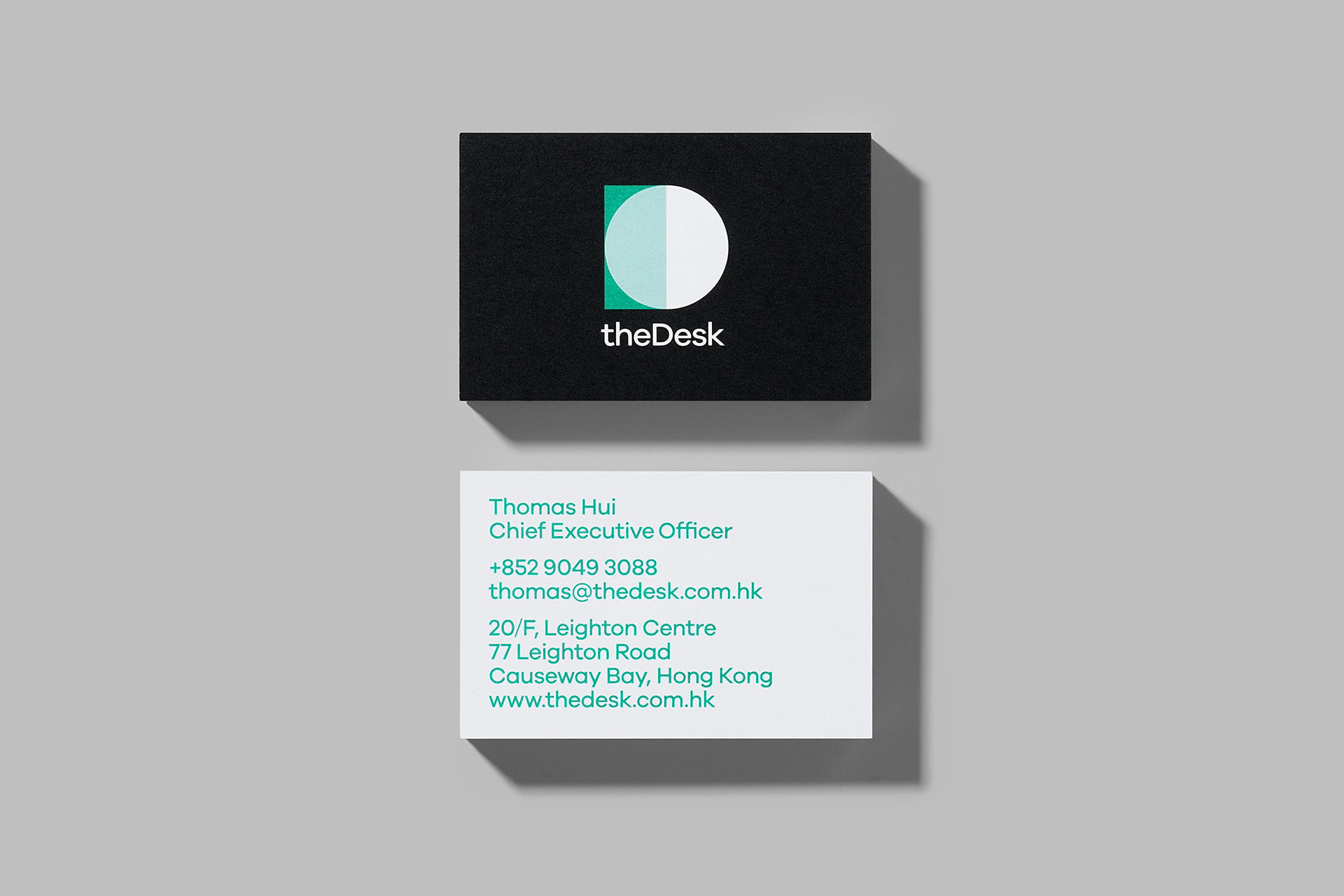 Branding & Art Direction for theDesk co-working space